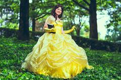 SP_53970-2 (Patcave) Tags: awa 2016 awa2016 atlanta galleria waverly renaissance hotel anime cosplay cosplayer cosplayers costume costumers costumes shot comics comic book scifi fantasy movie film disney belle yellow dress