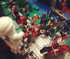 "2. ""Come and get us!"" (BrickPhilG) Tags: lego vintagelego legos legophotography legominifigures legotable legoland legomania legogram legoart legostory legofan legocity legolife legocastle legopirates legoninja ninjago legominifigure legomovie legoaddict legobricks legominifigs legocollection legofriends legoworld legominifig legoideas legoconflict legohero legobattle"