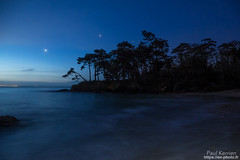 fin de nuit du côté de Bot-Conan (Paul Kerrien) Tags: finistere bzh paysage matin poselongue rivage bretagne