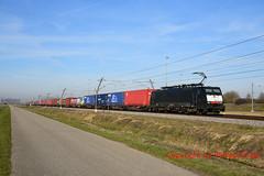 MRCE ES64 F4-991 (Phil.Kn.) Tags: siemens es64f4 189 mrce containerzug eisenbahn