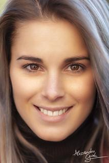 Giorgia's smile