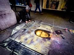 Street art #art #London #chalk #artschool (Thorne Photography) Tags: london artschool chalk art