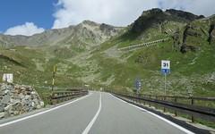 SS27 Colle del Gran San Bernardo-6 (European Roads) Tags: ss27 colle del gran san bernardo italia suisse switzerland grand saintbernard strada statale