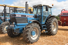 Melleray Vintage Club Vintage Combine Exhibition 2018 Ford 8830 Dual Power Tractor (Shane Casey CK25) Tags: melleray vintage club combine exhibition 2018 ford 8830 dual power tractor newholland nh cnh blue lismore county waterford traktor traktori tracteur trekker trator ciągnik working day workingday classic classics farm farmer farming agriculture agri work land field hp horse horsepower tillage crop crops harvest 18 harvest18 harvest2018