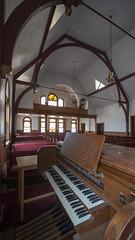 Organ (www.vanishingnewengland.com) Tags: church urbex abandoned urban exploration architecture
