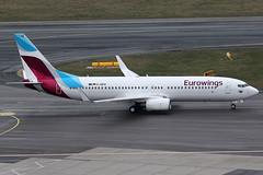 Eurowings Boeing 737-86J D-ABKM (c/n 3775) (Manfred Saitz) Tags: vienna airport schwechat vie loww flughafen wien eurowings boeing 737800 738 b738 dabkm dreg