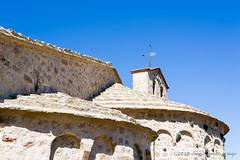 Ermita de Santa Cecilia (II) (Del Matorral Fotografía) Tags: diegoblancoaraujo d3100 delmatorral nikon románico dia cataluña catalunya españa europa ermita