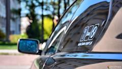Sticker (Szymon Karkowski) Tags: outdoor bmw e36 318is cupe car sport bokeh silesian voivodeship gliwice poland nikon d7100