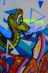 Köln citty Graffity Ka (Marco Braun) Tags: streetart wallart graffiti mural köln 2017 schwarz weiss black white noire abstrakt abstrait abstract bunt farbig couleures colored ehrenfeld dschungelbuch dschugel jungle ka snake serpent schlange comic boy wiesbaden hessen deutschlandgermanyallemagne
