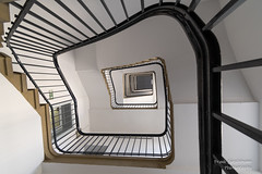 Treppenhaus (Frank Guschmann) Tags: treppe treppenhaus frankguschmann nikond500 d500 nikon