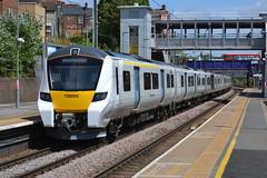 Govia Thameslink Class 700/0 700056 - West Hampstead Thameslink (dwb transport photos) Tags: govia thameslink siemens desirocity emu 700056 westhampsteadthameslink london