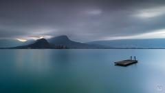 Où est donc le toboggan (flo73400) Tags: talloires lacdannecy lake paysage landscape longexposure poselongue water eau mountain montagne alpes