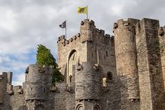Gravensteen (itmpa) Tags: ghent eastflanders belgium be gravensteen castleofthecounts castle 1180 12thcentury museum philipofalsace donjon gent archhist itmpa tomparnell canon6d canon 6d