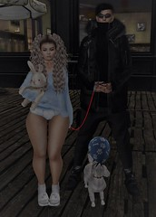 @ The Chamber (Paulus Woller) Tags: couple love lovers sweethearts secondlife sl avatars mesh picture photo