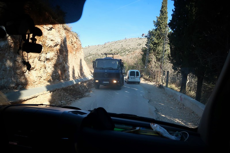 Driving to and exploring Durrës, Albania blog.