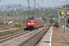 DB Regio 146 111 Weil am Rhein (daveymills37886) Tags: db regio 146 111 weil am rhein baureihe bombardier traxx ac1