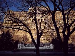 Buda Castle (red R) Tags: dózsagyörgytér statuesofbudapest budacastle hungary budapest