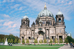 The Berlin Dom (big_jeff_leo) Tags: cathedral berlin capital city architecture stone dome europe