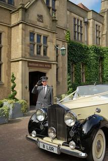 Majestic Prince Rolls-Royce Silver Wraith