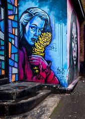 Camden Street Art (Warren Brendan McCann) Tags: camdentown canon canong1x streetart graffiti london
