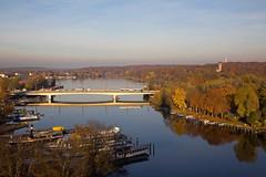 Potsdam - Variobahn Linie 94 Schloß Charlottenhof - Fontanestraße  - Humboldtbrücke (Rene_Potsdam) Tags: potsdam variobahn vip deutschland brandenburg tram strasenbahn europe europa
