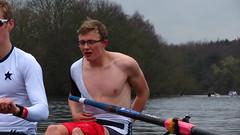 IMG_0980 (NUBCBlueStar) Tags: rowing remo rudern river aviron february march star university sunrise boat blue nubc sculling newcastle london canottaggio tyne hudson thames sweep eight pair