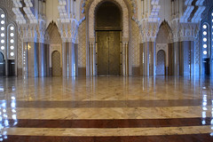 Great Mosque, Casablanca, Morocco, January 2019 D810 1060 (tango-) Tags: mosqueassanii casablanca morocco maroc 摩洛哥 marruecos марокко المغرب