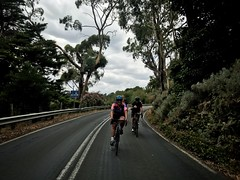 Off Lofty (lukemarkof) Tags: style happy depth bicycle bike challenging interest custom fun cycle built australia radelaide holiday funky shadow cycling classic play travel tdu black adelaide tourdownunder teamyoungmarkof exposure special bikerace exotic dark view