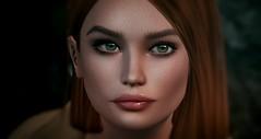 Vera (VeraCruza) Tags: lelutka glamaffair arte exile secondlife bento skin head hair virtualworld avatar portrait face