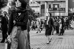 Fujifilm? Go Ahead Then (burnt dirt) Tags: asian japan tokyo shibuya station streetphotography documentary candid portrait fujifilm xt1 bw blackandwhite laugh smile cute sexy latina young girl woman japanese korean thai dress skirt shorts jeans jacket leather pants boots heels stilettos bra stockings tights yogapants leggings couple lovers friends longhair shorthair ponytail cellphone glasses sunglasses blonde brunette redhead tattoo model train bus busstation metro city town downtown sidewalk pretty beautiful selfie fashion pregnant sweater people person costume cosplay boobs