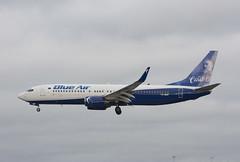 YR-BMP Boeing 737-883 Blue Air (corkspotter / Paul Daly) Tags: yrbmp boeing 737883 b738 28323 625 l2j 4a09b0 bms 0b blue air 2000 n1786b 201807 hl8292 dub eidw dublin
