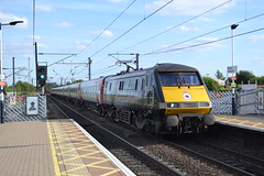 London North Eastern Railway (Will Swain) Tags: peterborough station 4th august 2018 train trains rail railway railways transport travel uk britain vehicle vehicles england english europe east coast main line mainline newark northgate