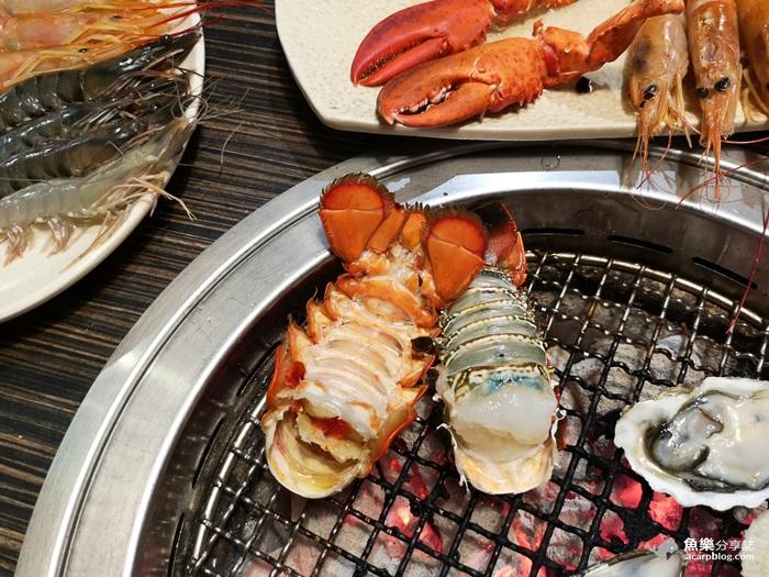 【台北大安】燒肉眾│鹿兒島A5日本和牛吃到飽│899龍蝦饗宴 @魚樂分享誌