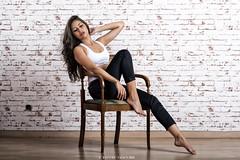 Ela - 4/6 (Pogdorica) Tags: modelo sesion estudio posado chica sexy ela bikini