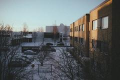 Iisalmi (Tuomo Lindfors) Tags: iisalmi finland suomi kerrostalo apartment house talo parkkipaikka parkinglot myiisalmi rni allfilms