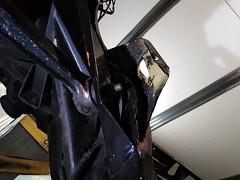IMG_20190308_210734 (grobertson4) Tags: roverp6 classiccar enginebay restoration