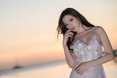 DSC_7607 (Robin Huang 35) Tags: 謝立琪 kiki 沙巴 sabah 馬來西亞 malaysia 迪加島 生還島 island 海灘 沙灘 海邊 beach 裸紗 遊拍 人像 portrait lady girl nikon d850 menumbok my