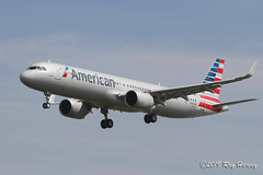 American Airlines A321neo N400AN (320-ROC) Tags: americanairlines american n400an a321 a321neo a321253nx airbus klax lax losangelesinternationalairport losangelesairport losangeles proudbird