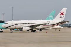 B-8319 (PlanePixNase) Tags: aircraft airport planespotting haj eddv hannover langenhagen a319 airbus b8319 sanygroup