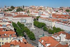 Lisbon, Portugal (Bela Lindtner) Tags: lindtnerbéla belalindtner nikon d7100 lisbon lisboaregion portugal pt nikond7100 nikkor 18105 nikkor18105 nikon18105 lisboa lisszabon portugália city outdoor outside buildings building architecture roof roofs sky bluesky tree