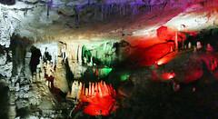 Prometheus Caves near Kutaisi (LeelooDallas) Tags: prometheus caves kutaisi georgia asia europecave grotto stalactite underground landscape dana iwachow dragoman overland silk road trip october 2018