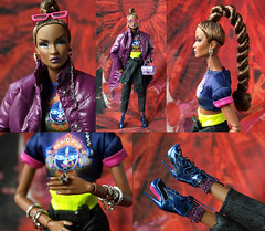 """Review: Dominique Makeda """"Nirvana"""" (Gamer-kun) Tags: dominique dominiquemakeda nirvana counterculturecollection nuface integritytoys review"""