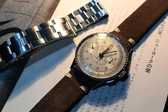 breitling_DSC_0974 (ducktail964) Tags: breitling chronograph chronomat vintage antique 769 taiwan