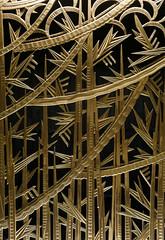 X_P1130572 (Menny Borovski) Tags: chaninbuilding chanin building architecturaldetail detail grill artdeco newyork brass