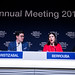 Press Conference: Meet the Co-chairs of the Annual Meeting 2019