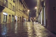 La festa è finita (michele.palombi) Tags: arezzo pioggia film 35mm kodak portra 160asa colortec c41