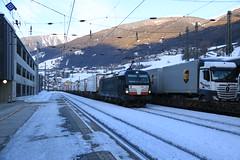 OBB 193 879 te Matrei (vos.nathan) Tags: österreichische bundesbahnen vectron 193 879 obb br baureihe matrei am brenner