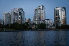 Modern high-rises (Sir_Francis_Barney) Tags: canada kanada vancouver highrises skyscraper