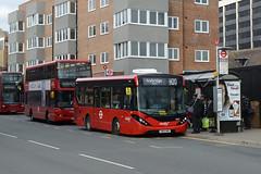 Abellio London 8167 (SN66WNU) on Route H20 (hassaanhc) Tags: abellio abelliogroup abelliolondon alexander dennis adl enviro enviro200 e200 e200mmc enviro200mmc
