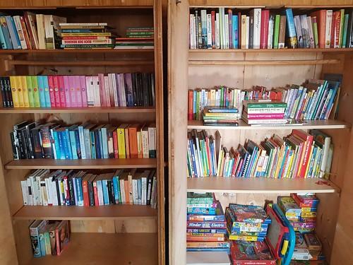 Die Bibliothek ist saisonbereit !
